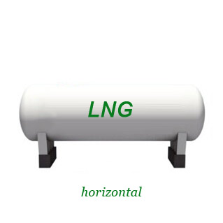 LNG Storage Tank(horizontal)
